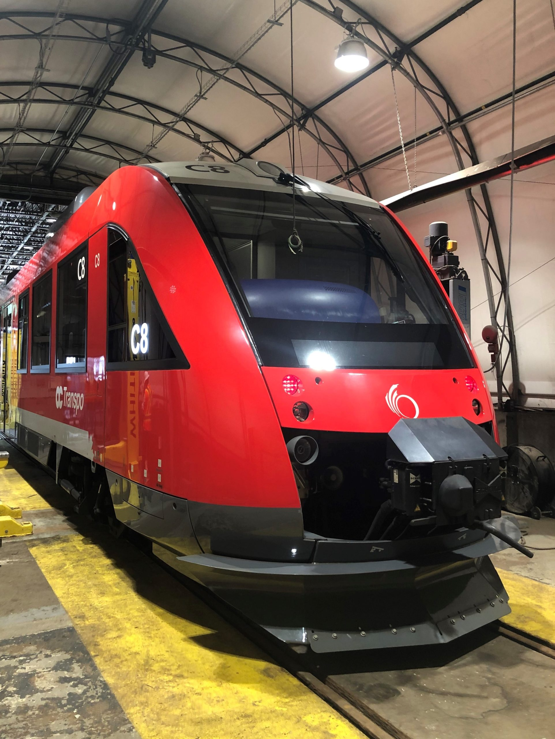 Metro ligero Ottawa