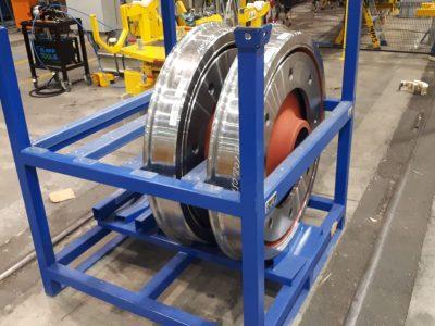 Wheel Storage System