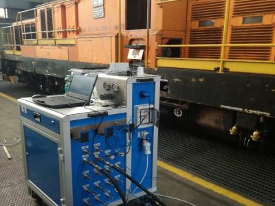 Portable Brake Test Equipment