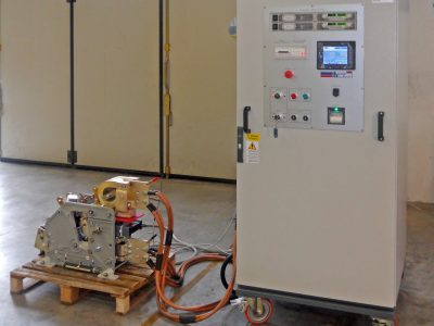 High-Speed Circuit Braker Test Bench