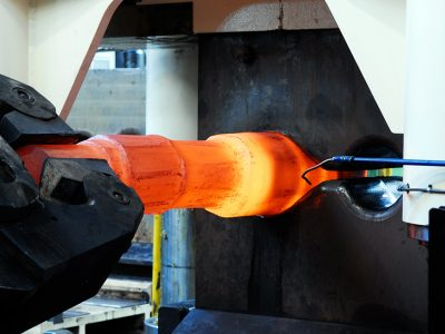 Axle Bodie Forging