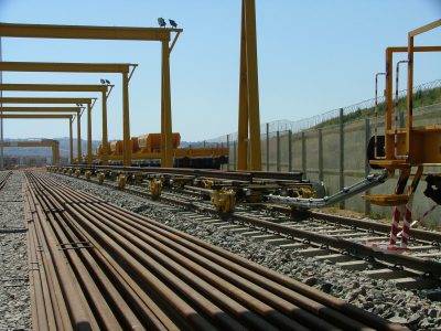 Track Laying System
